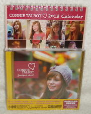 Connie Talbot Beautiful World Deluxe Edition Taiwan CD +2013-year Calendar