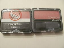 Covergirl Cheekers Blush 154 Deep Plum sealed Lot of 2