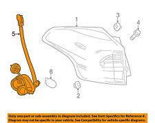 TOYOTA OEM 16-18 RAV4 Taillight Tail Light-Rear-Socket & Wire 8155542190