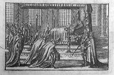 DEATH OF WILLIAM DUKE OF GLOCESTER 1700 TOD DES HERZOGS IM ALTER VON 11 JAHREN