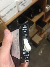 CBI/Heinemann 20A 120V 1Pole