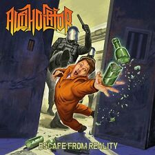 Alcoholator-Escape from reality-LP-trash metal