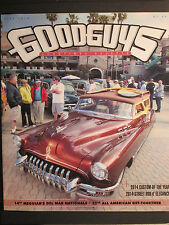 GOODGUYS GOODTIMES GAZETTE  Del Mar Nats, All American Get-Together  July 2014