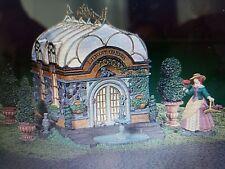Lilycott Garden Conservatory Gift Set, Dickens Village House -  retired