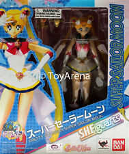S.H. Figuarts Super Sailor Moon Sailor Moon Action Figure IN-STOCK USA Seller