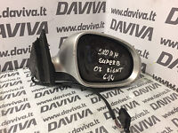 2007 Skoda Superb Rear View Right Driver Side Electric Wing Mirror 3B0857934B