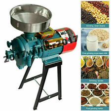 Electric Grinder Mill Grain Corn 3000W Wheat Feed/Flour Wet&Dry Cereal Machine
