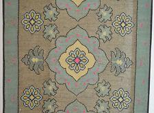Beautiful Vintage Exotic Needlepoint Piece Rr169