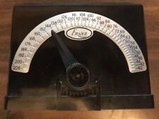 Vintage Franz Lm-4 Electronic Metronome - Tested In Great Condition