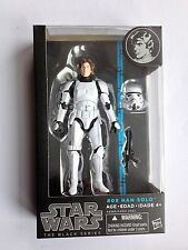 "Star Wars Black Series Han Solo Stormtrooper Disguise 6"" Action Figure Neuf V5"