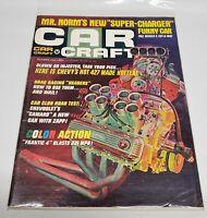 Car Craft magazine December 1966 Chevy 427 Camaro