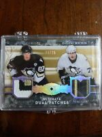 2006-07 Ultimate Collection Crosby Malkin Dual Patches 3/25 UJ2-CM