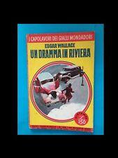 UN DRAMMA IN RIVIERA (I CAPOLAVORI DEI GIALLI MONDADORI nr. 198)