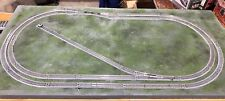KATO TRI-R Railroad variation for Small Areas 2'X4' Track with Power Supply