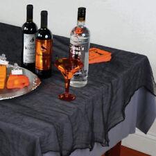 Art de la table de fête noirs Amscan pour la maison toutes occasions