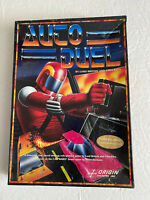 Auto Duel*Origin*Computer Role Playing Game*Commodore 64 Platform*Tested & Works