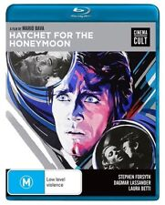 Hatchet For The Honeymoon (Blu-ray, 2015)  BRAND NEW/UNSEALED ... R B