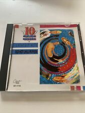 """RED HOT CHILI PEPPERS cd """"Greatest Hits"""" 1994 Cema ROCK 724381771921"""