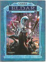 Codex: Eldar (Warhammer 40,000) Gavin Thorpe Warhammer Games Workshop