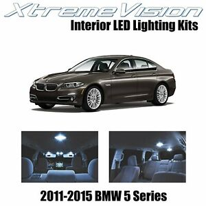 XtremeVision LED for BMW 5-series F10 528i 535i 550i M5 2011-2016 (18 Pieces) Co