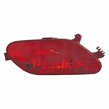 Rear Fog Light fits Citroen C4 Coupe Left 2004 -> | HELLA 2NE 354 053-011