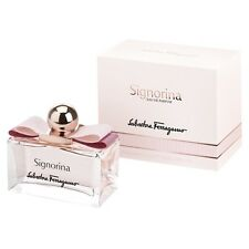 Signorina Perfume by Salvatore Ferragamo 3.4 oz EDP Spray for Women NEW