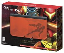 NEW Nintendo 3DS XL Samus Edition [NN3DS XL Console Samus Aran, Metroid Returns]