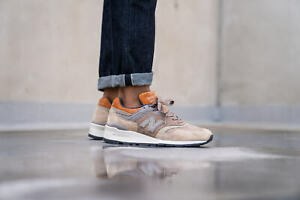 New Balance Earth Tones 997 M997NAJ Made In USA Size 11.5 Deadstock