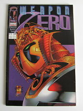 WEAPON ZERO  - N° 3 - COMICS -  SEMIC