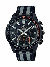 Casio Edifice Solar  Watch EFS-S550BL-1AVUEF RRP £199.00 Our Price £139.95