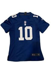Eli Manning Jersey NFL Nike Womens Size Large NY Giants Home Jersey