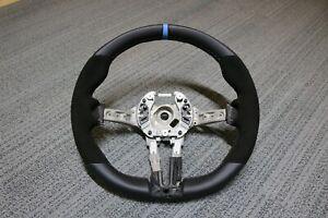 Genuine BMW Performance Flat-Bottom Steering Wheel (32-30-2-413-014)