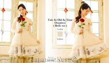 Secret Honey Disney Belle Beauty Beast Old Time Tale White Ball Dress & Top Set