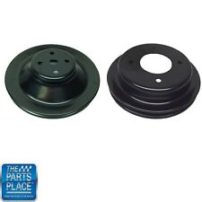 69-70 Pontiac GTO / Firebird Ram Air High Performance Pulley Kit - 2 Pieces