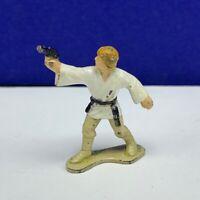 Star Wars action figure toy vintage Kenner 1982 Luke Skywalker diecast metal LFL