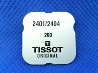 TISSOT 260 ORIGINAL CAL 2401/2404 Roue de minuterie Wechselrad Minute wheel NOS