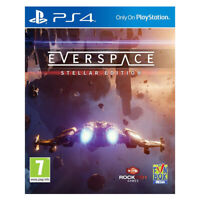Everspace Stellar Edition PlayStation PS4 2019 EU English Factory Sealed