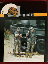 Jaguar 1/35 U.S. Truckers, Hightway One, Vietname '65 2 Resin Figures - 63104