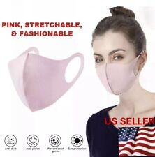 New listing Cute Face Breathable Washable Kawaii Mask + Plus Lot Bonus Protective Kit