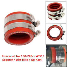 Motorcycle Carburetor Rubber Adapter Intake Manifold For OKO KOSO 24/26/28/30mm