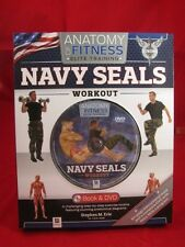 Navy Seals Workout by Anatomy Of Fitness - Dvd & Book