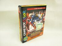 Granduel Brand NEW Game Boy Color Nintendo Japan gb