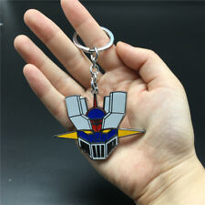 Anime Mazinger Z UFO Robot Grendizer Alloy Cosplay Key chain Key ring