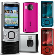 Оригинальный слайд NOKIA 6700s телефон Камера 5.0MP MP3 Bluetooth Java разблокированный мобильный