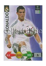 Super Strikes Champions League 09/10 - 277 - Cristiano Ronaldo
