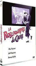 DVD  //   LA ROSE POURPRE DU CAIRE  //  Film de Woody Allen  /  NEUF cellophané