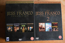 The Jess Franco Collection 1+2 - 14 DVD`s Anchor Bay UK release as new