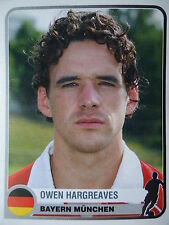 106 Owen Hargreaves Bayern München Champions of Europe 1955 - 2005