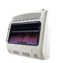 New Unused Mr. Heater 30,000 BTU Blue Flame Natural Gas Heater in Original Box
