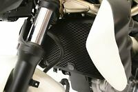 Suzuki Gladius 650 2009-2019 R&G Racing Black Radiator Guard RAD0074BK